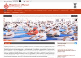 Ayushharyana.gov.in thumbnail