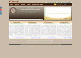 Az-group.org thumbnail