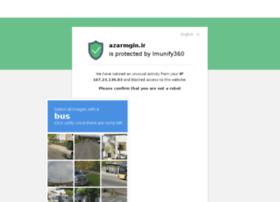 Azarmgin.ir thumbnail