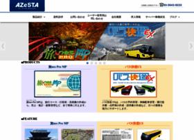 Azesta.co.jp thumbnail