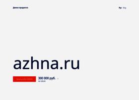 Azhna.ru thumbnail