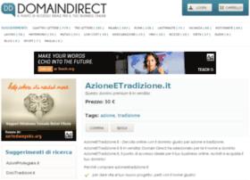 Azioneetradizione.it thumbnail