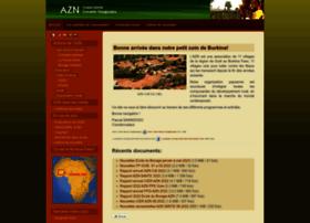 Azn-guie-burkina.org thumbnail