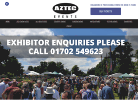 Aztecevents.co.uk thumbnail