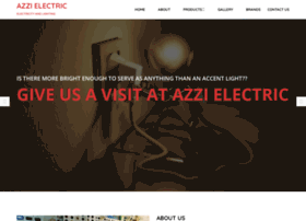 Azzi-electric.com thumbnail