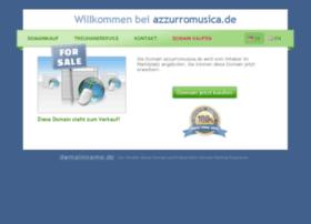 Azzurromusica.de thumbnail
