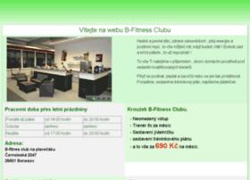B-fitnessclub.cz thumbnail