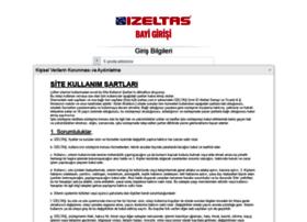 B2b.izeltas.com.tr thumbnail