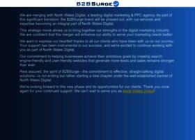 B2bsurge Com At Wi Web Design North Wales B2b Surge Web Design Marketing