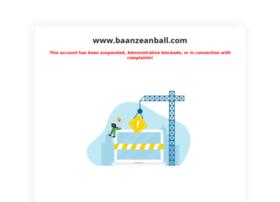 Baanzeanball.com thumbnail