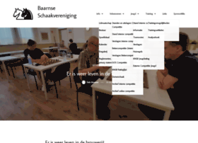 Baarnseschaakvereniging.nl thumbnail