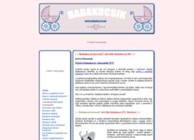 Babakocsi.net thumbnail