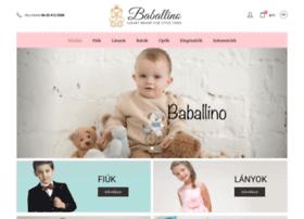 Baballino.hu thumbnail