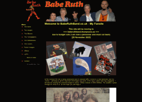 Baberuthband.co.uk thumbnail