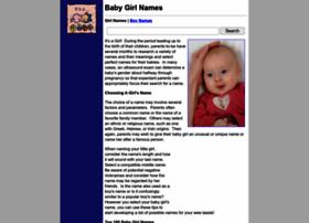 Baby-girl-names.org thumbnail