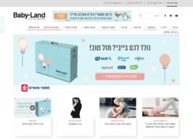 Baby-land.co.il thumbnail