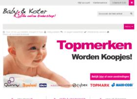 Babyenkoter.nl thumbnail