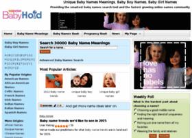 Babyhold.com thumbnail