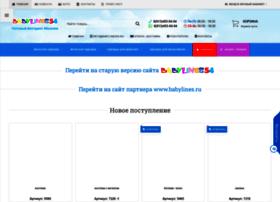 Babylines54.ru thumbnail