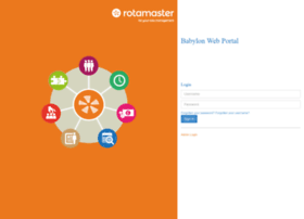 Babylonhealthroster.rotamasterweb.co.uk thumbnail