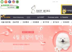 Babymong.co.kr thumbnail