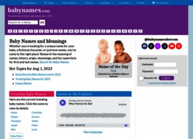 Babynames.com thumbnail
