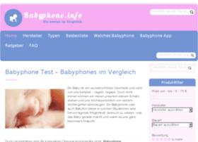 Babyphone-test.net thumbnail
