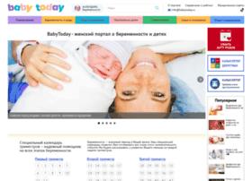 Babytoday.ru thumbnail