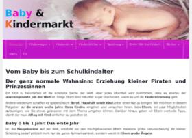 Babyundkindermarkt.de thumbnail
