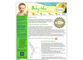 Babyvac.co.nz thumbnail