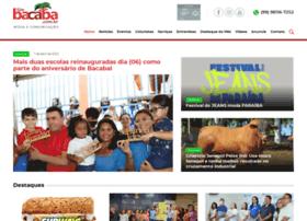 Bacaba.com.br thumbnail