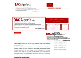 Bacalgerie.info thumbnail