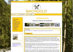 Bachgold.de thumbnail