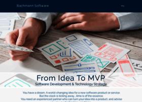 Bachmannsoftware.com thumbnail