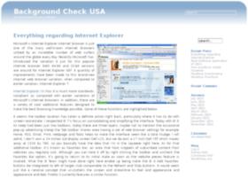 Background-check-usa.org thumbnail