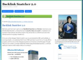 Backlinksnatcher2.org thumbnail