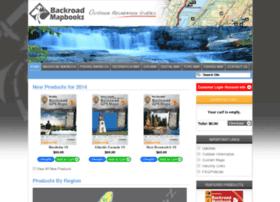 Backroadmapbooks.org thumbnail
