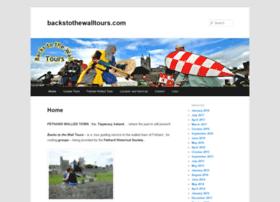 Backstothewalltours.com thumbnail