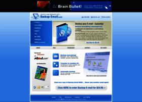 Backup-email.com thumbnail