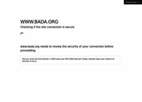 Bada.org thumbnail