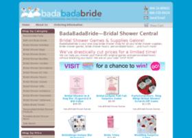 Badabadabride.com thumbnail