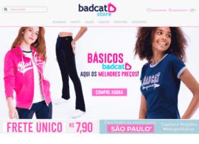 Badcat.com.br thumbnail