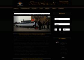 Badenlimo.de thumbnail