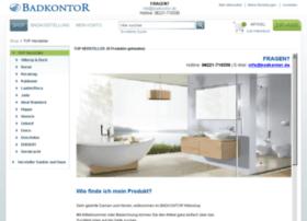 Badkontor.de thumbnail