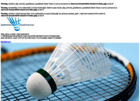 Badminton-kovarovicova.cz thumbnail