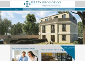 Baffypromotion.fr thumbnail