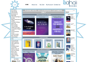 Bahaibooks.org.uk thumbnail