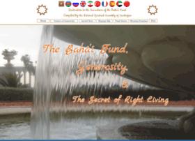 Bahaifond.org thumbnail