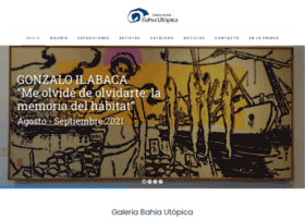 Bahiautopica.cl thumbnail