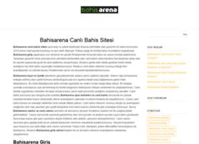 Bahisarena.online thumbnail